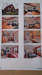 appartement dans une maison à partager