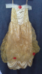 princess dresses for dress up. size 8 to 10 for kids. like NEW**
