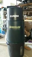 Eureka Powerline Central Vacuum
