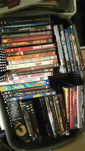 2 boxes of dvds. new, used. all genres. Cambridge Kitchener Area image 2
