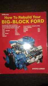 SHOP MANUEL BIG BLOCK FORD