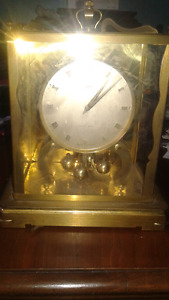 Shat 1000 day clock  all brass