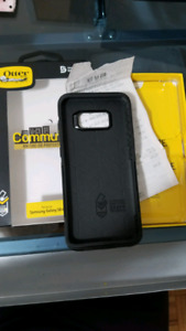 Otterbox Samsung S8 Plus - Like Brand New with receipt