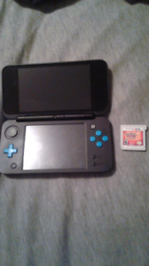New 2DS XL with games