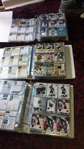 Cartes de hockey - état neuf / Hockey Cards - mint condition