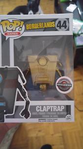 Gold Claptrap pop