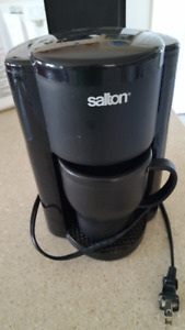 Salton 1 cup coffee maker