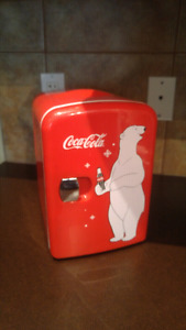 Coca-Cola Desk Top Fridge