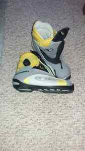 Cross-country ski boots