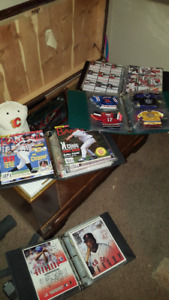 Chest full of Sports Collectibles!