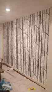 Paint and wallpaper Strathcona County Edmonton Area image 3