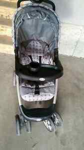 Stroller, Swing(battery operated), Safety Gate, Easal Strathcona County Edmonton Area image 4