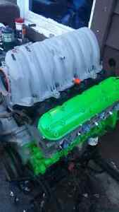 Fast lsx 102 mm intake for LS engine Cambridge Kitchener Area image 2
