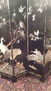 7' tall Lacquered Room Divider London Ontario image 2