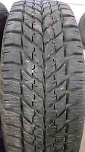 Goodyear Ultra Grip Winer Tires