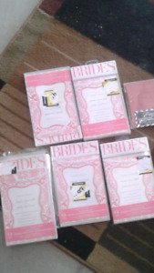 Wedding invitations and office things
