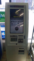 New BITCOIN ATM in London Ontario - 260 Blue Forest Dr.