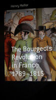 The Bourgeois Revolution in France