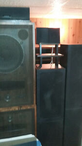 Large Custom Speakers (w/ JBL Tweeters & Woofers)!!!