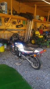 1984 Kawasaki Ninja 900