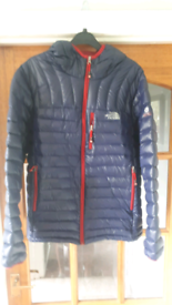Puffer Down Jacket Mens Large