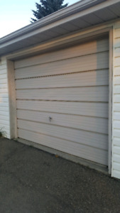 WANTED...GARAGE DOOR...$100