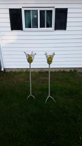 Citronella candle stands For Sale