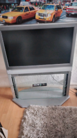 """40"""" Toshiba with Built-in stand"""