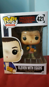 Eleven With Eggos Funko Pop For Sale!