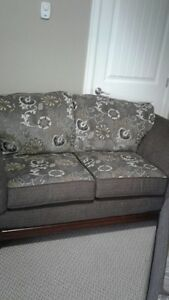 Couch on Sale- Almost new -