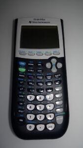 Calculatrice scientifique TI-84 Plus Scientific Calculator