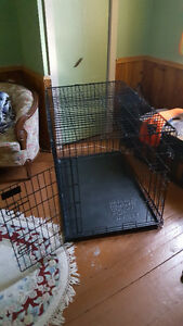 Large Dog Cage - Like New