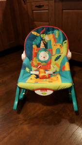 Fisher-price infant to toddler chair