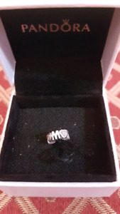 New Authentic Pandora mom charm spacer