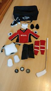Maplelea - Hockey gear