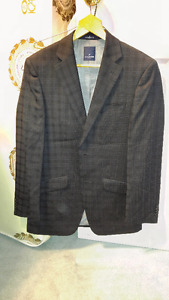 lots of suits and clothing for sale