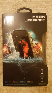 2 Otter boxes for iphone x5/5S/SE & 6/6s lifeproof waterproofing