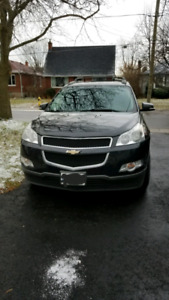 Chevy traverse 2010