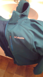 Columbia Winter Jacket (Wore Once)