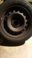 OEM 15 inch  Volvo Steelies 4x114.3