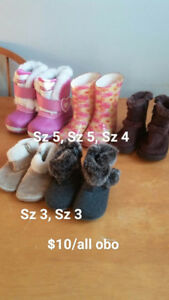 More girls footwear for sale!