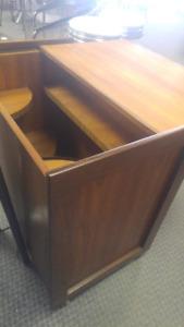 Mid Century Teak Bar Cabinet
