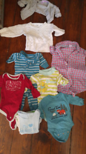 Small girls or unisex baby lot 6 months