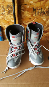 Snowboard Boots by Liquid Size 9.5