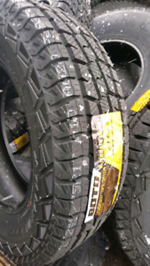 NEW LT275/65/R18 ALL TERRAIN TIRES E RATED E RATED