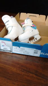 Bauer Lil Angel ice skates
