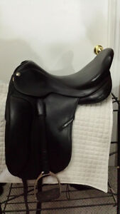 "Sommer 18"" Dressage Saddle"