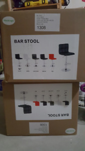 Brand New in Box - 4 Bar Stools are on sale in Brampton