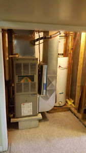 95.1%HI EFF. FURNACE AND 14.5 SEER A/C  $4,899.00 INSTALLED London Ontario image 2