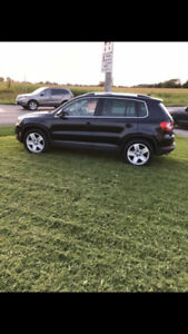 2010 Volkswagen Tiguan Highline SUV,Certified and etested